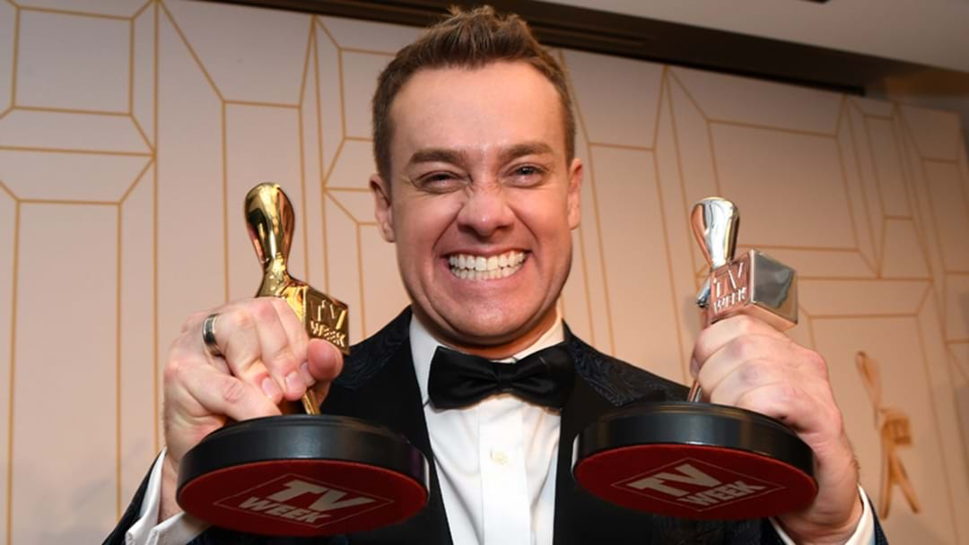 Grant Denyer May Have Actually LOST His Gold Logie