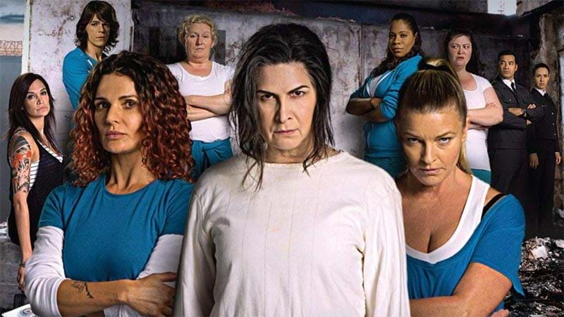 Article heading image for Rumours Are Circulating That 'Wentworth' Might Be Axed