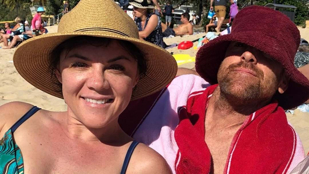 Em Rusciano Had An Awkward Holiday Moment With Her Husband