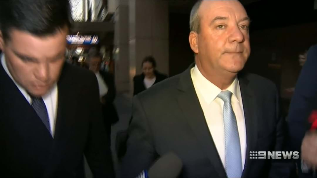 Pressure mounts on Daryl Maguire to leave Parliament