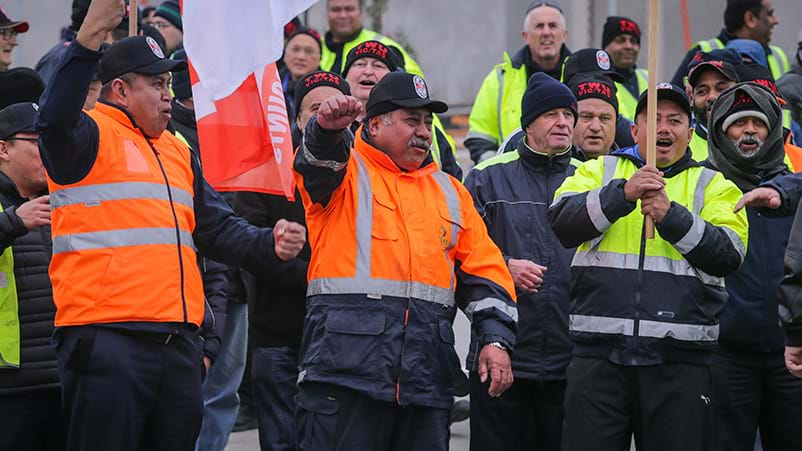 Article heading image for Melbourne Bus Drivers Will Strike For A Third Day Tomorrow
