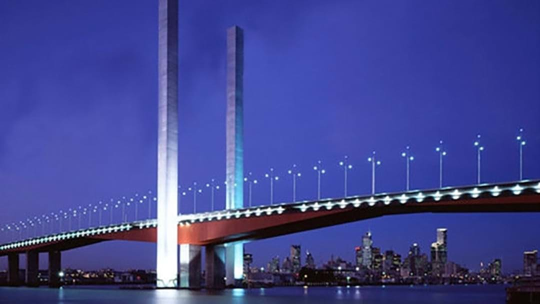 Motorcyclist Dead After Crashing And Being Thrown Off Bolte Bridge