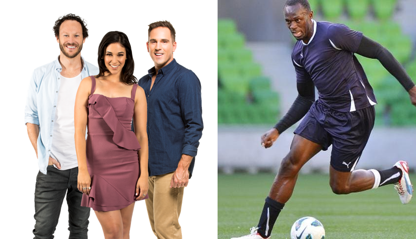Article heading image for Agent behind Usain Bolt's potential career move to A-League