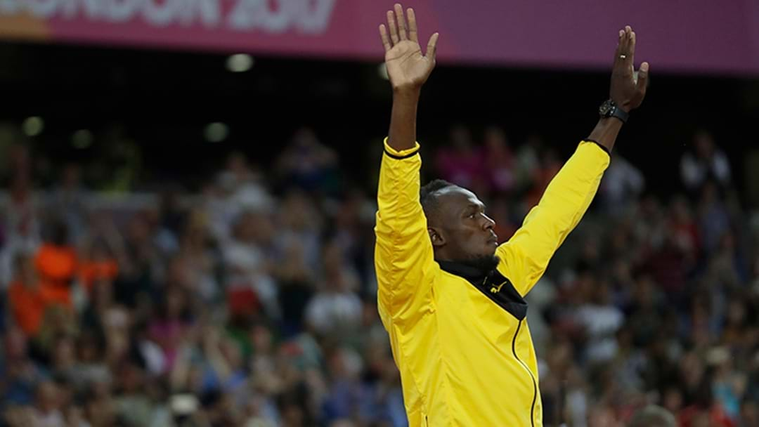 Usain Bolt Set To Trial With Central Coast Mariners