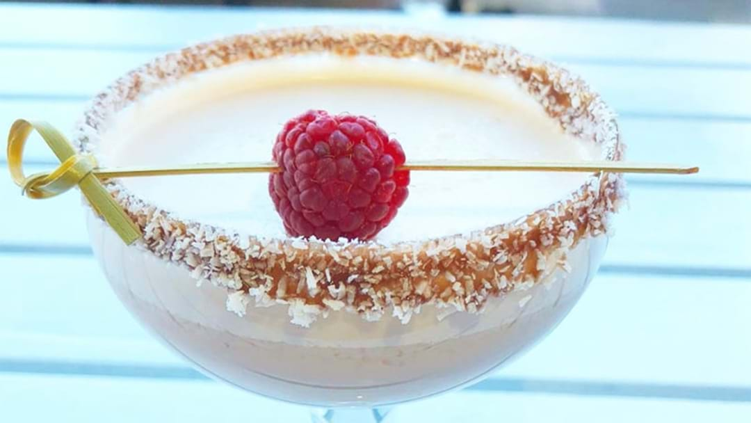 Lamington Cocktails Are In Bris Just In Time For Lamington Day!