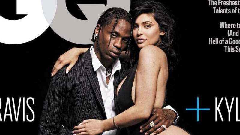 Article heading image for Kylie Jenner & Travis Scott Finally Share Their Love Story!