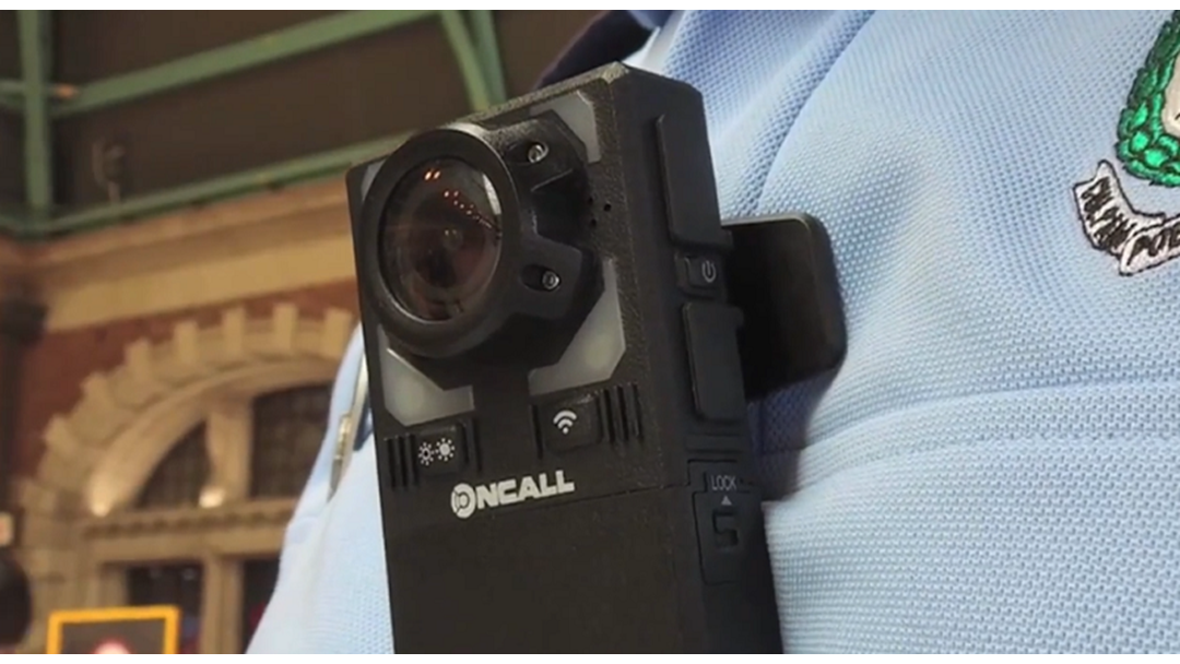 SMILE: Coast Cops Get Body Cams