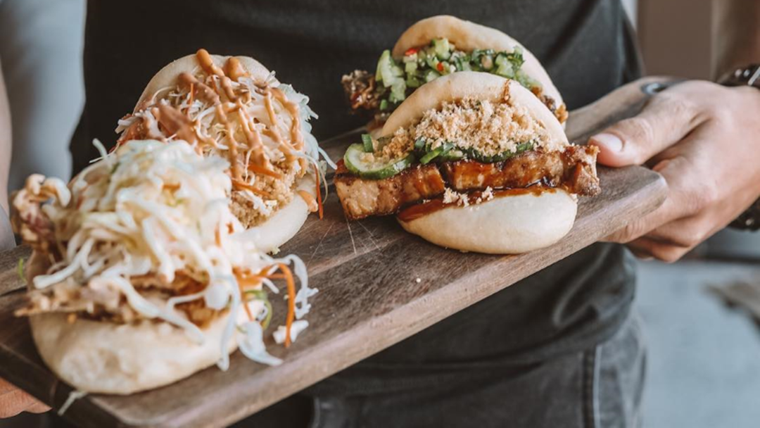 Lucky Bao & Tucker Casurina In One Delicious Dining Event