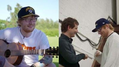 Ed Sheeran To Star In A Movie About Ed Sheeran