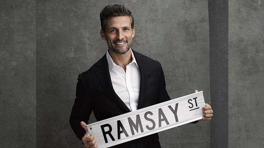Tim Robards Is Going To Be Joining The Cast Of Neighbours