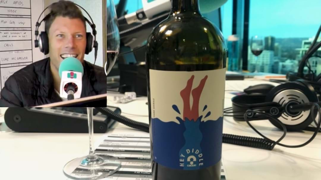 The Local Meaning Behind Brad Ebert And Tom Jonas' Wine Label