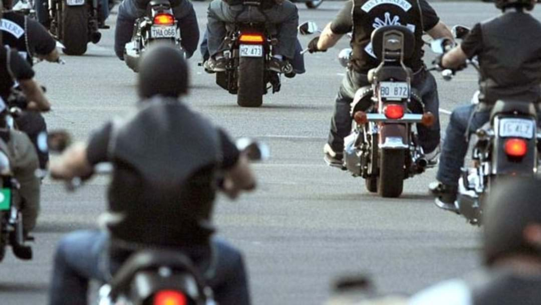Man Arrested After Attempting To Join Bikie Gang