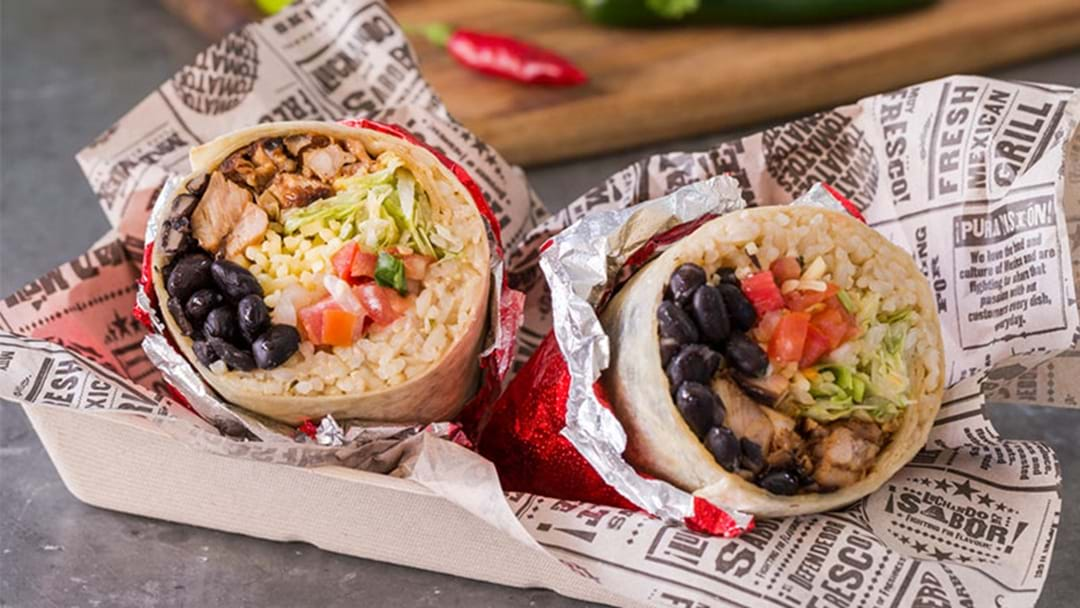 Mad Mex Is Giving Out Free Lunch Tomorrow!