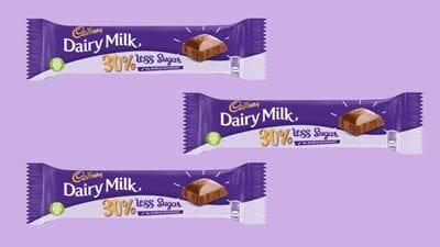 Cadbury Are Creating A Reduced Sugar Chocolate Bar