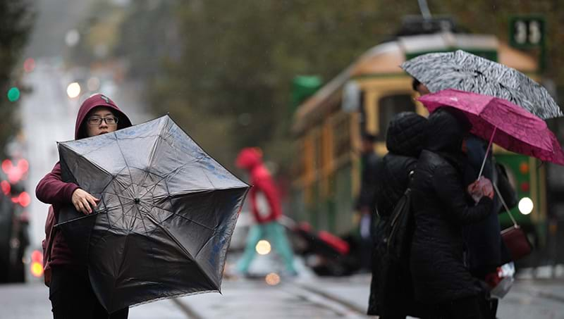 Article heading image for WARNING: High winds To Hit Melbourne Today