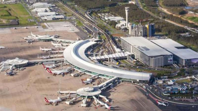 Article heading image for Man Caught With A Gun At Brisbane Airport