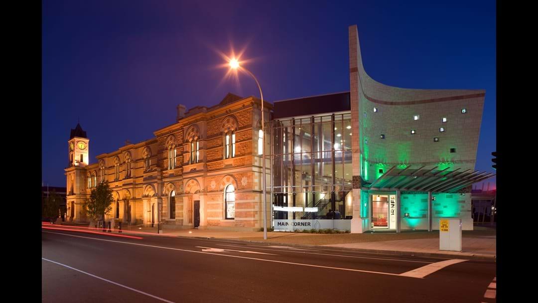 Riddoch Art Gallery exhibitions