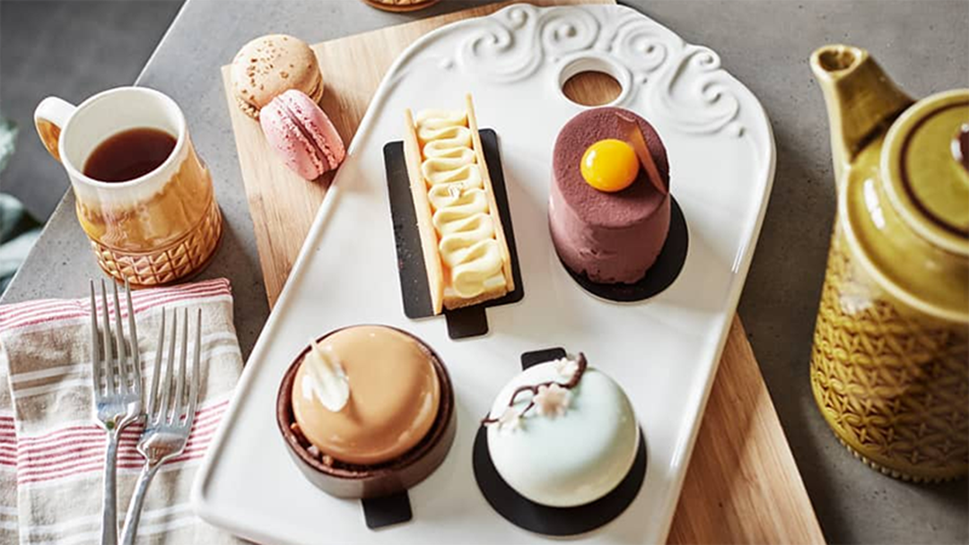 Melbourne Is Getting A High Tea With Some of the Best Local Pastry Chefs