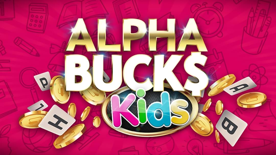 2DayFM's Alpha Bucks Kids