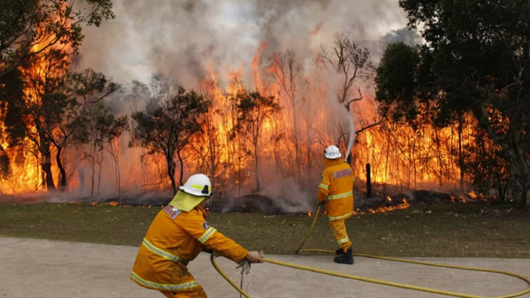 Man Charged Over Kurri Kurri Blaze