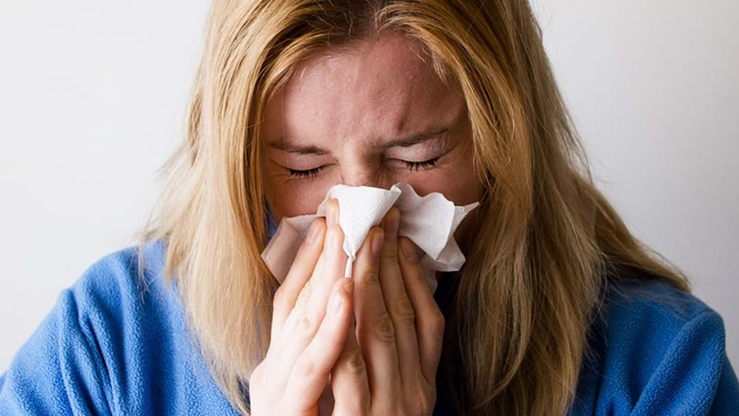 The Amount Of Aussies Going To Work When Sick Is Unbelievable