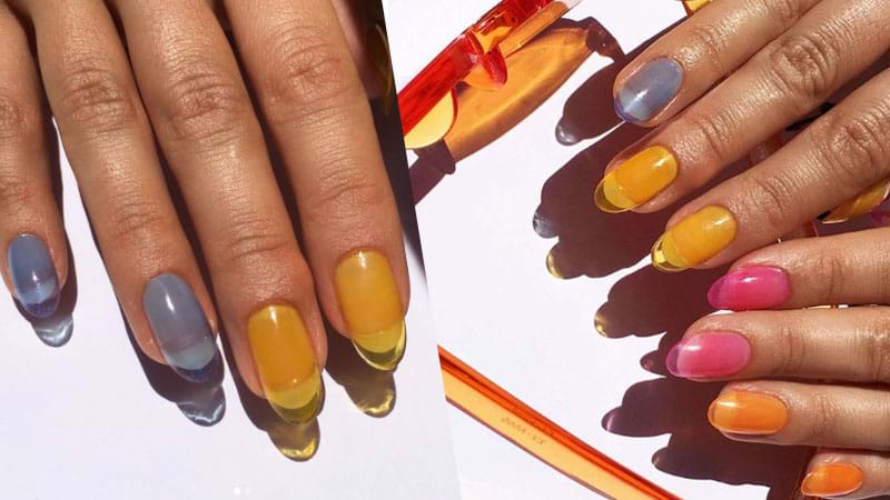 Article heading image for Jelly Nails Are The Next Manicure Trend You NEED To Try