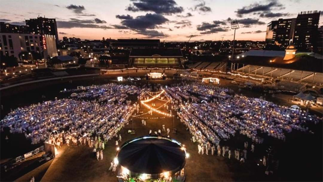 Diner En Blanc Is Returning To Brisbane So Get Out Your Fanciest White Clothes!