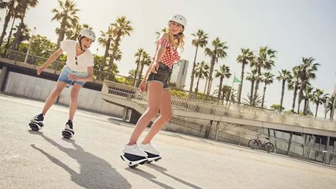 Segway e-Skates Are 2018's Answer To Your Old Heelys