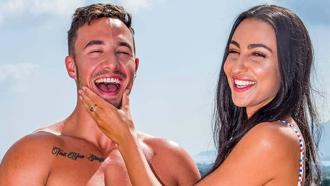 Grant Crapp's Agent Wants Him To Go On 'Ex On The Beach' With Tayla
