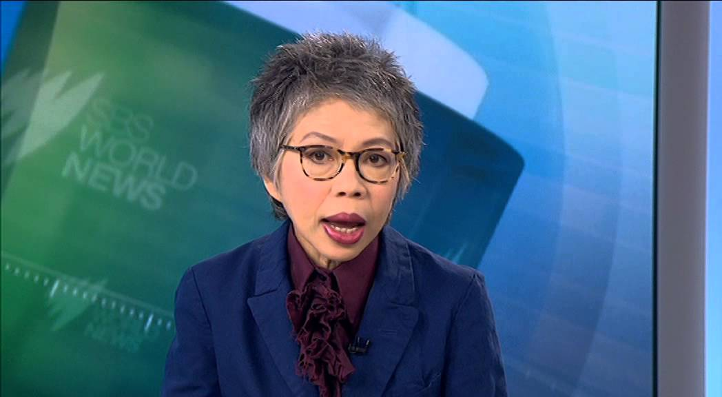 'Please don't hate me': Lee Lin Chin is leaving SBS