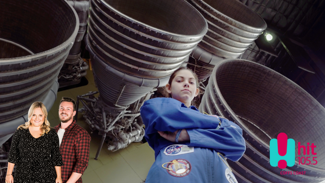 This 17-Year-Old Girl is Preparing to go to Mars