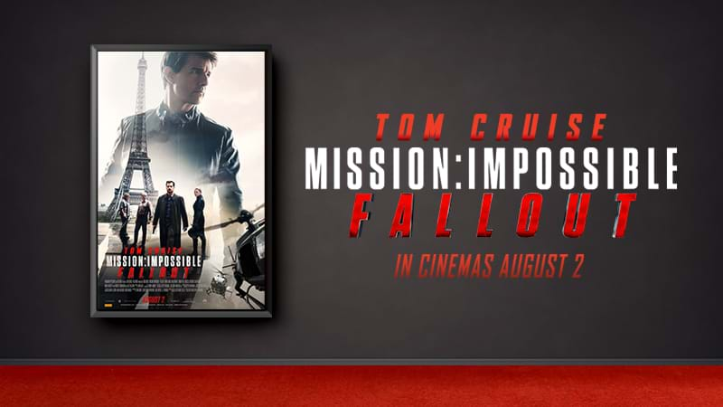 Article heading image for Tom Cruise Is Back With Mission: Impossible - Fallout