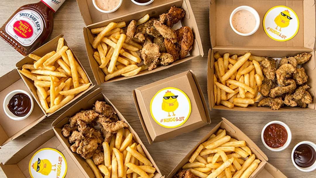 A Premium Chicken Nugget Delivery Service Exists In Adelaide!