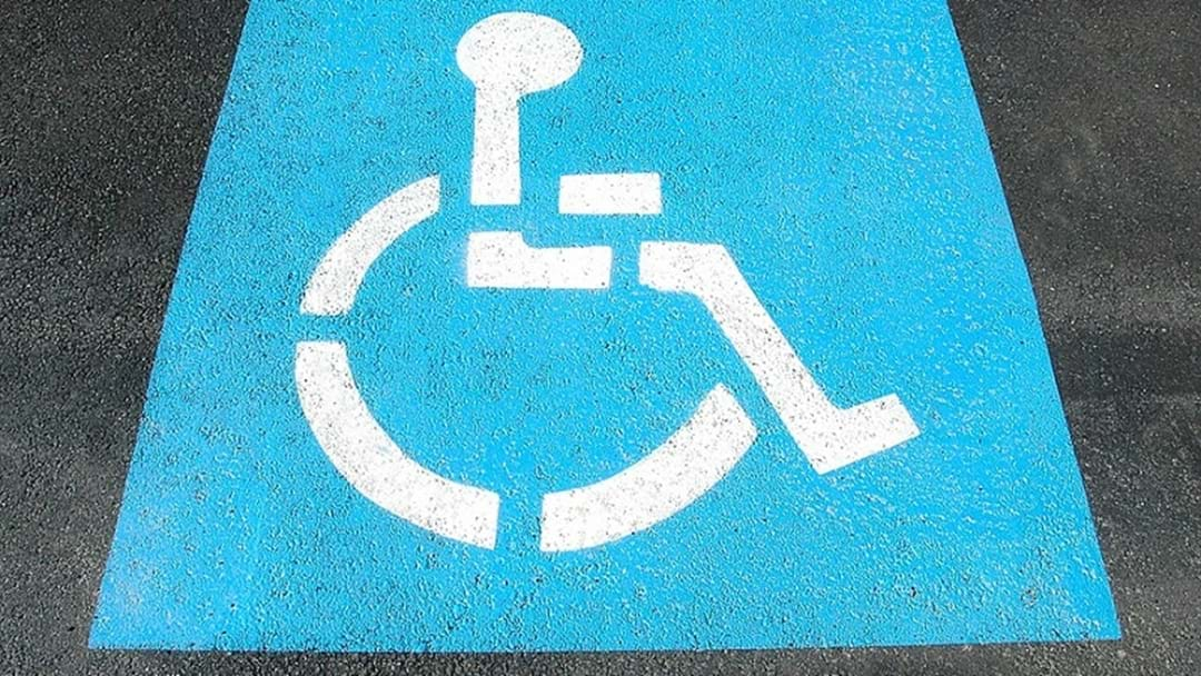 Hundreds Caught Illegally Parking In Disability Car Spaces