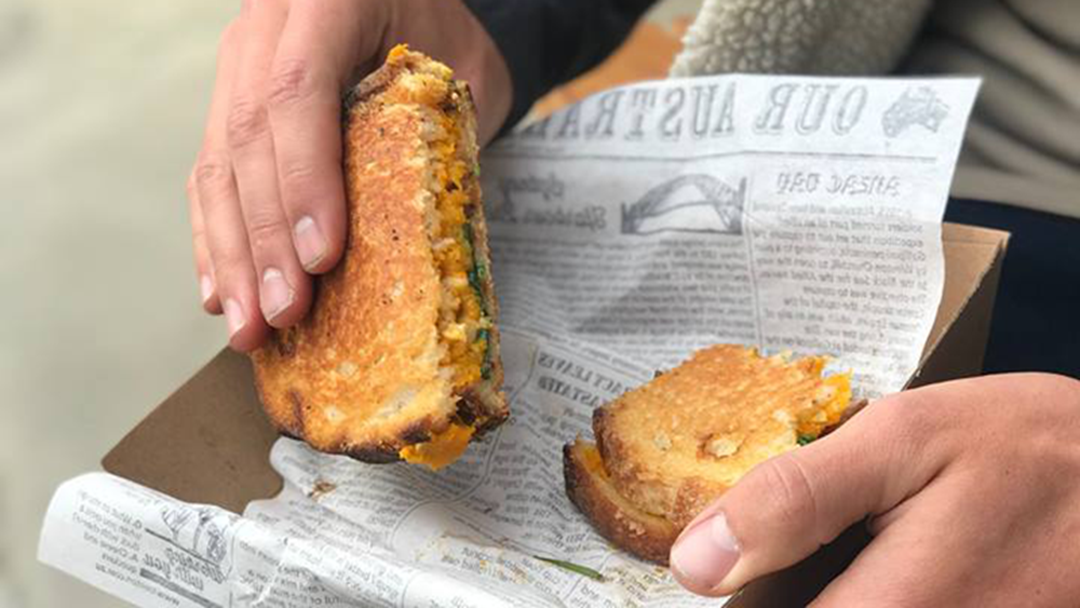 REAL NEWS: A Degustation Dedicated To Cheese Toasties Is Coming To Melbourne