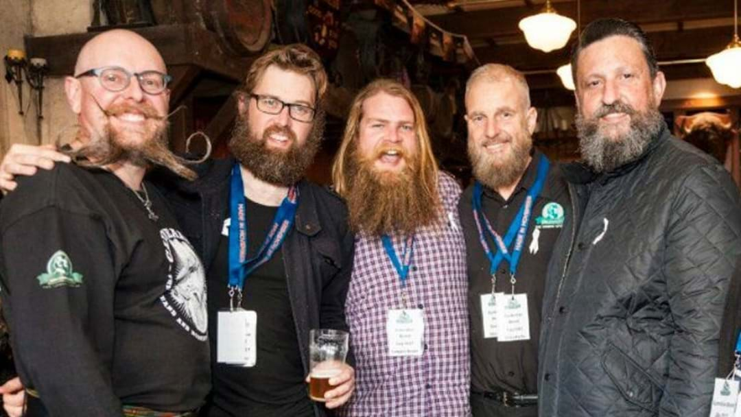 DO YOU HAVE CANBERRA'S BEST BEARD?