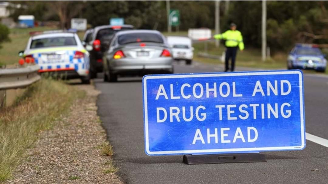 Six Motorists Caught 'Under the Influence' in Roadside Blitz