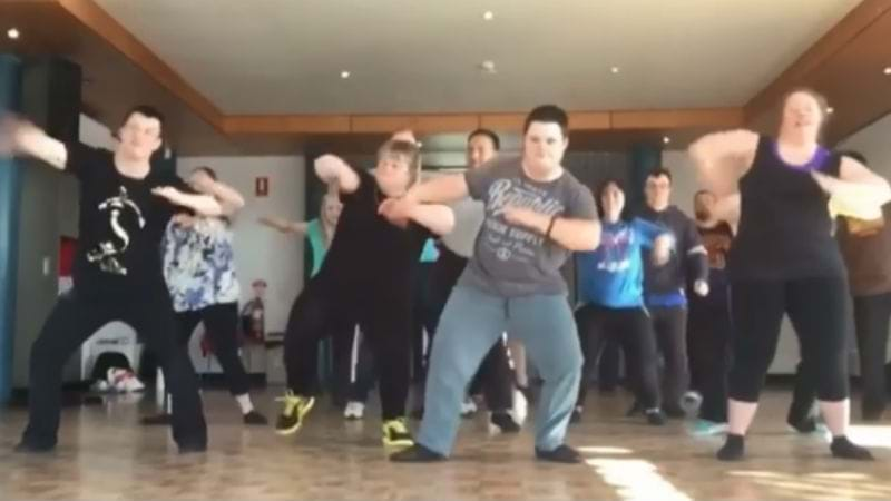 Article heading image for CANBERRA DOWN SYNDROME DANCE VIDEO GOES VIRAL
