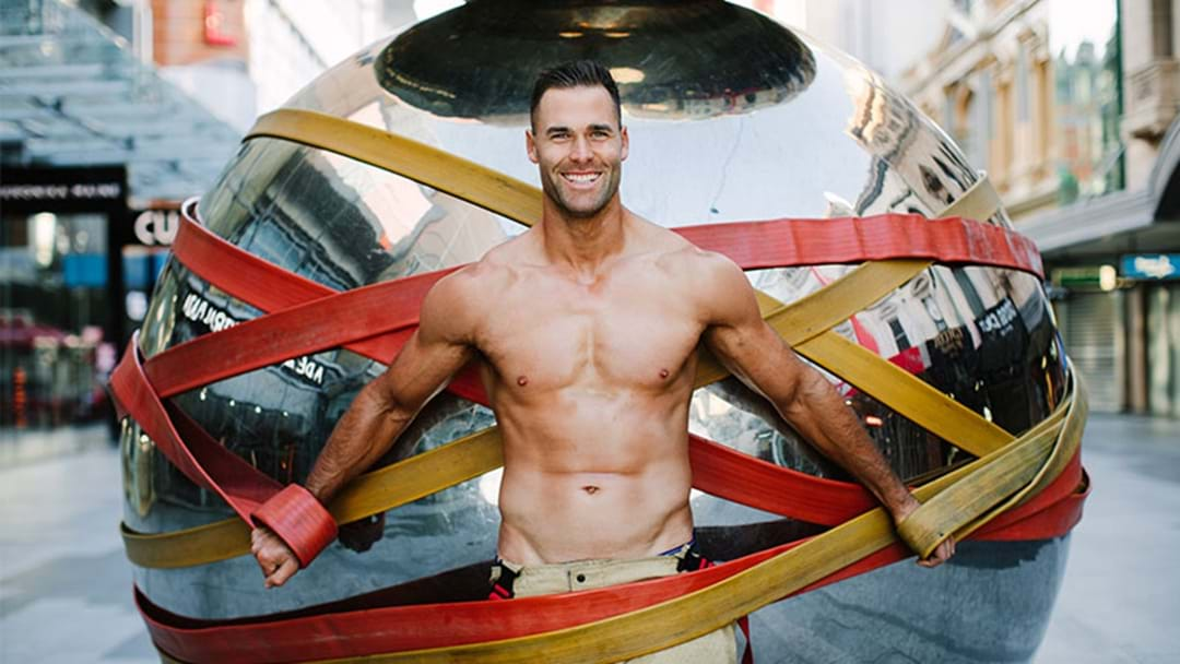 Adelaide's Firefighter Bachelor Reveals Which Messages From Ladies Have Caught His Eye