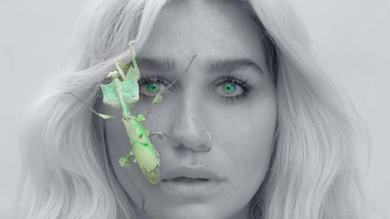 Article heading image for Kesha Reveals What Saved Her Life In New Documentary