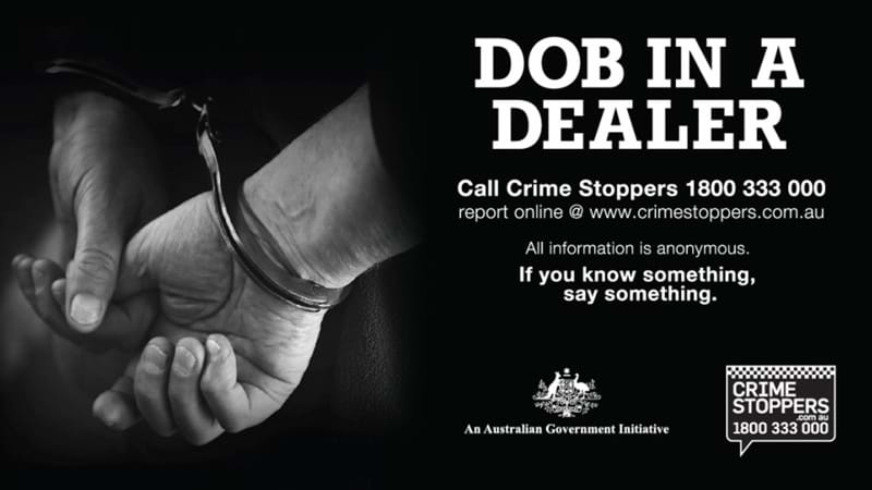 """Article heading image for South Burnett Needs to Adopt the """"Dob in a Dealer"""" Program"""