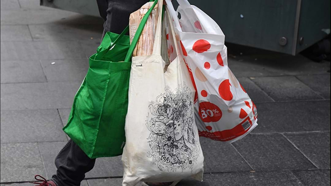 REMINDER: Coles Stops Giving Out Free Plastic Bags Today
