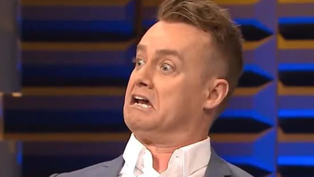 Grant Denyer Caught A Man Pleasuring Himself In The Bathroom At One Of His Former Work Places