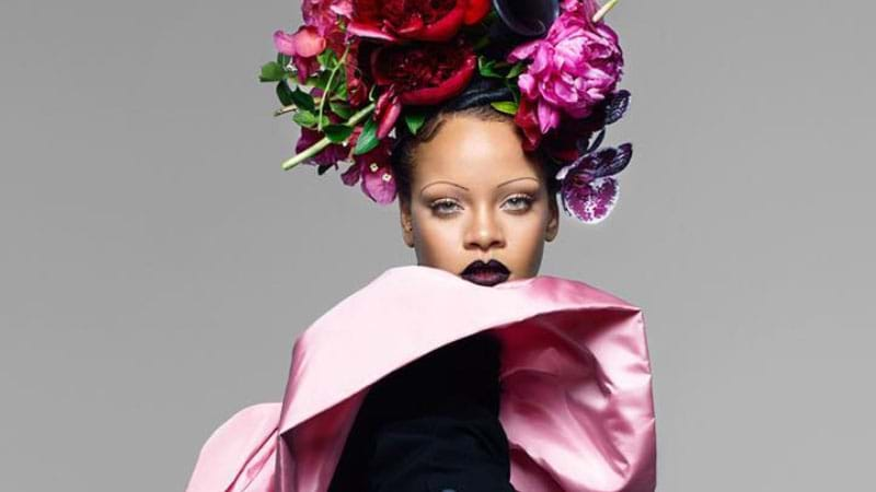 Article heading image for Rihanna Sported Thin Brows In A Photoshoot & Now Everyone's Afraid That They're Coming Back