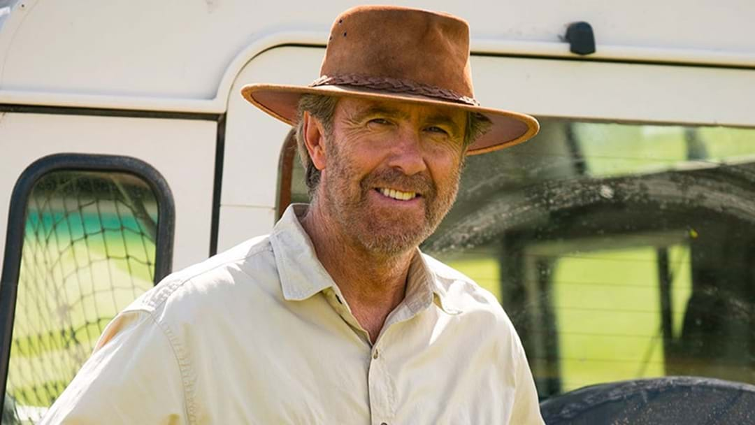 Russell Coight Says He's Releasing A Range Of Aussie Outback Merch