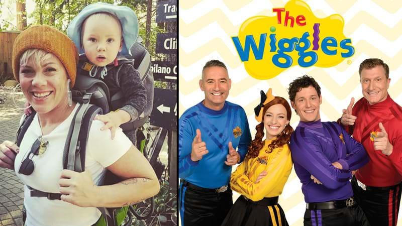 Article heading image for The Wiggles Come To P!NK's Rescue To Make Her Feel Better