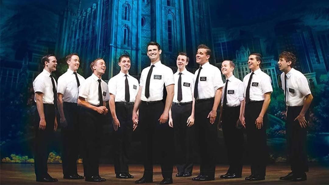 Hello: The Book Of Mormon Is Coming To Adelaide!