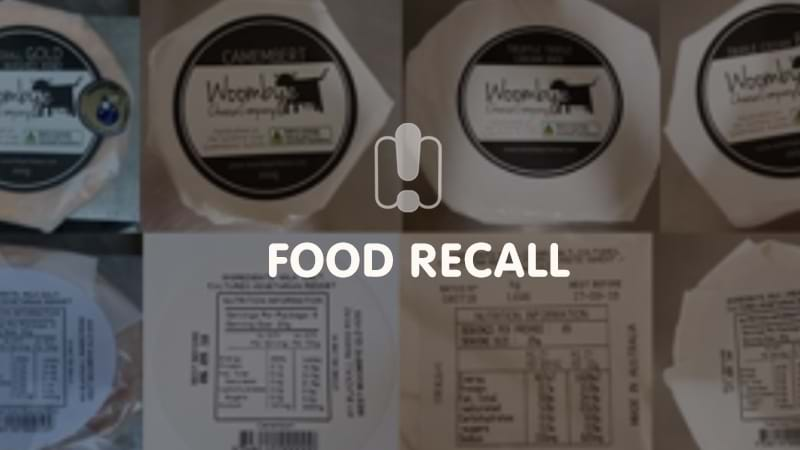 Article heading image for CHEESE RECALL: Certain Products Contain High E.coli Contamination
