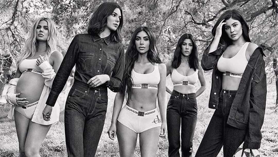 That Kourtney Kardashian Photoshop FAIL Wasn't Actually A Photoshop Fail