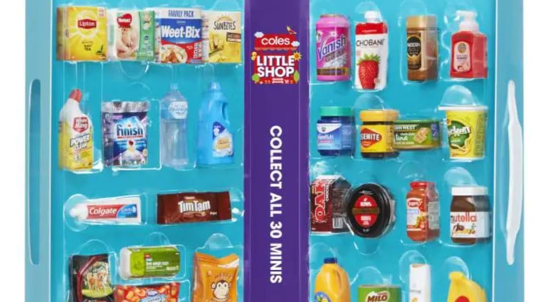 Coles Is Holding A 'Little Shop' SWAP Day Tomorrow